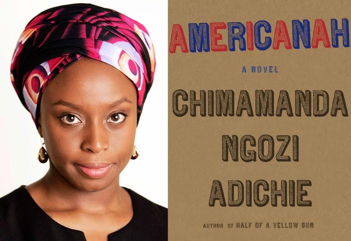 Chimamanda Ngozi Adichie by Beowulf Sheehan