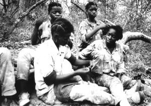 http://rompedas.blogspot.pt/2009/10/sleepwalking-land.html FRELIMO 25 September 1964 Daniel Maquinasse at ponte-moc-swe.blogspot.com