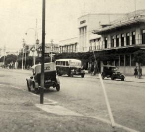 Maputo (Lourenço Marques) no tempo colonial.