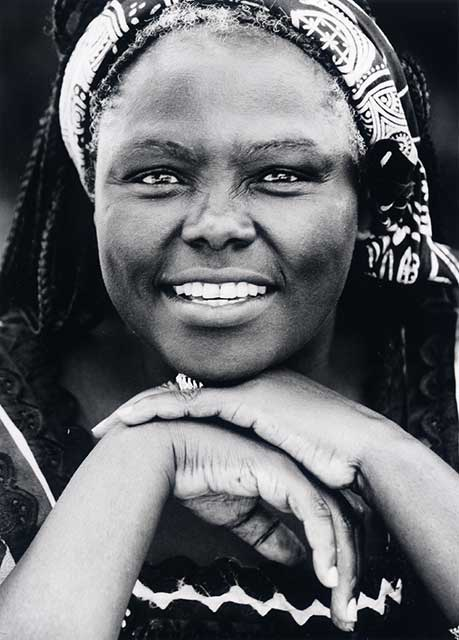 portrait.-Wangari-Maathai-1